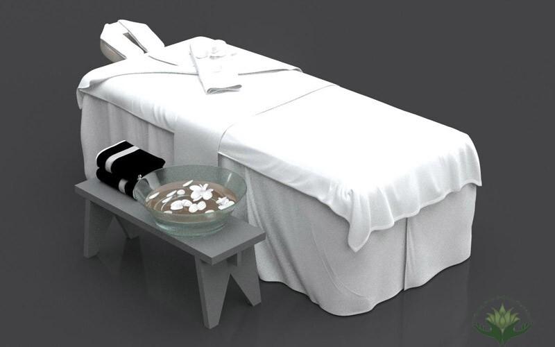 تخت ماساژ